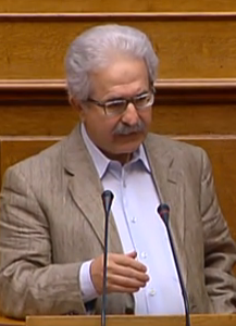 """Μ. Ανδρουλάκης: """"Κόψτε"""" - έμμεσα - νέο χρήμα πριν είναι πολύ αργά!"""