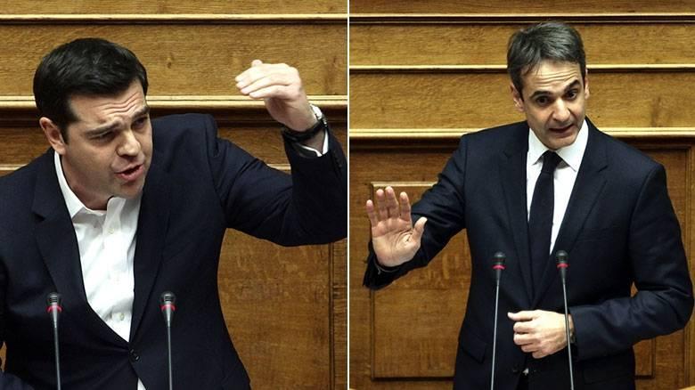 mitsotakis-tsipras-vouli-1